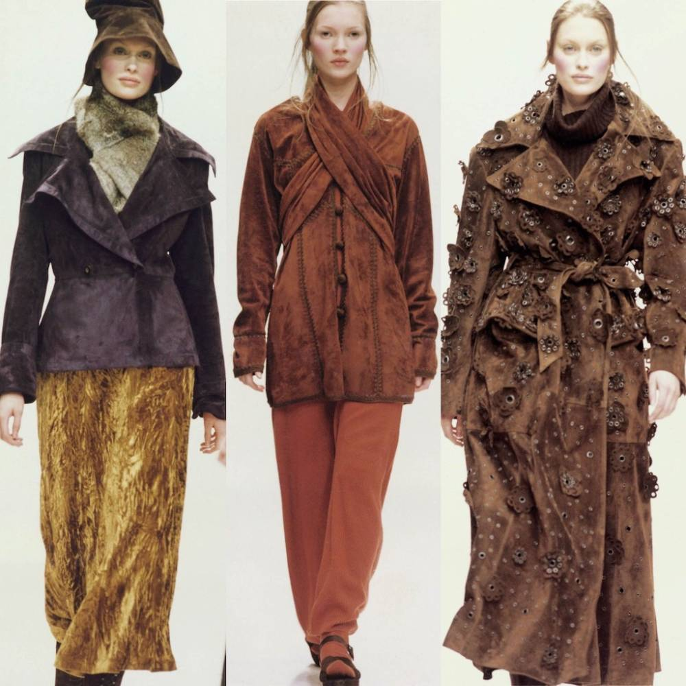 Prada fw 1993 collection images
