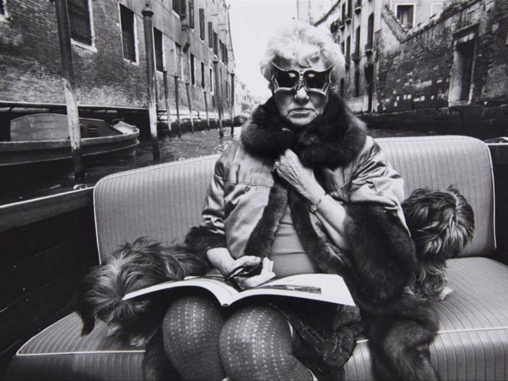 Peggy guggenheim sunglasses