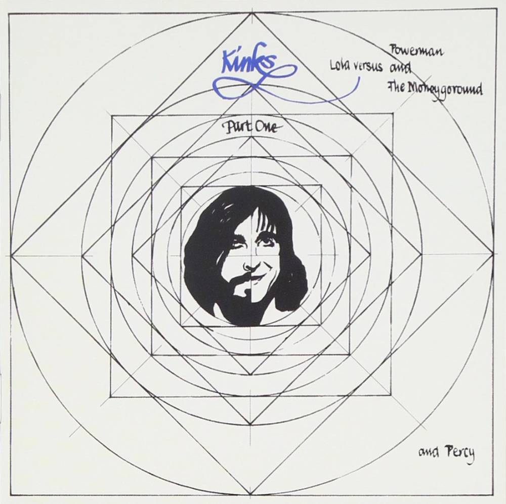 The Kinks, Part One, Album Cover