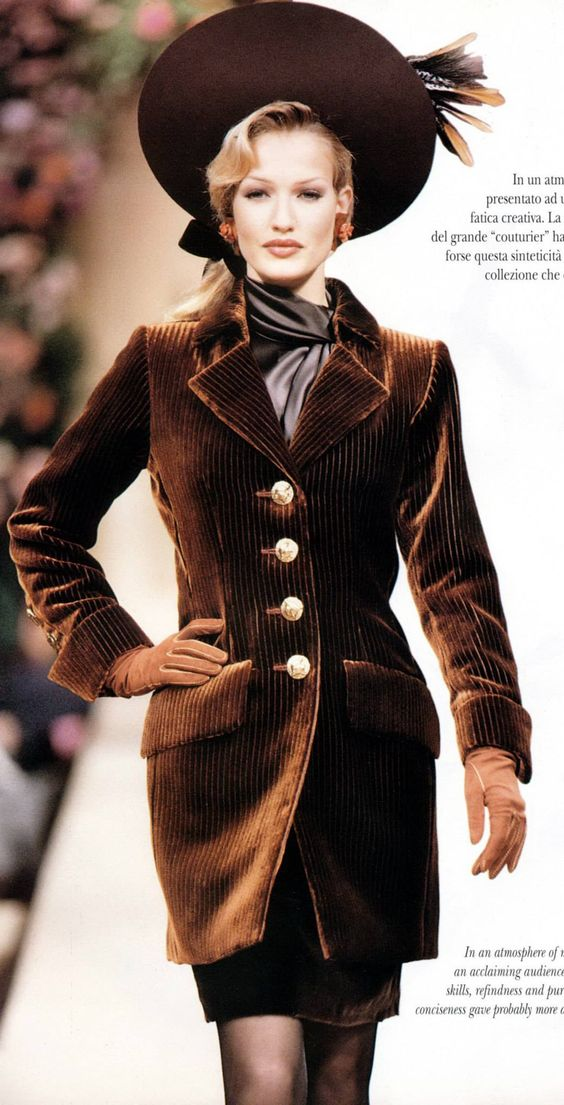 Yves saint laurent 1992