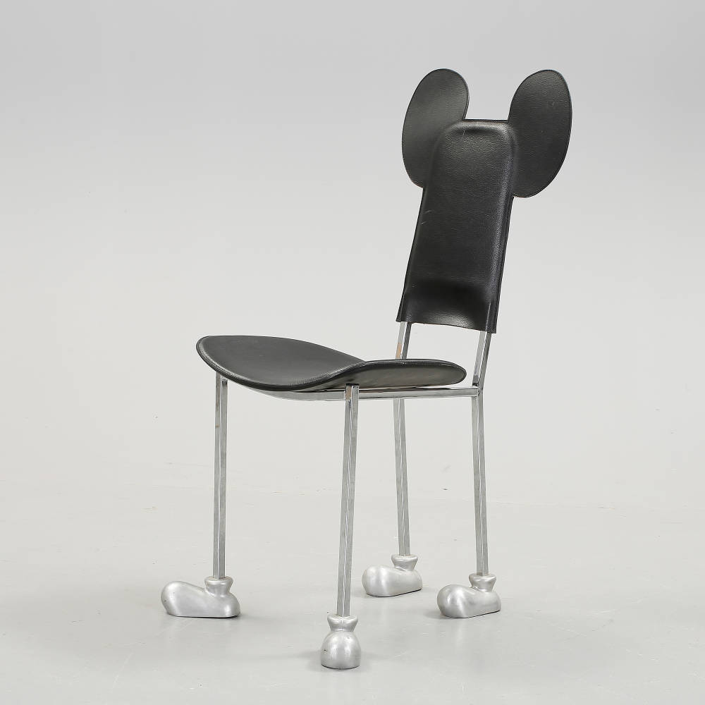 Garriris von Mariscal , Mickey Mouse Chair