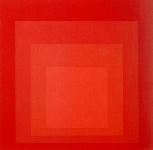 Josef albers  1888 1976    study for homage to the square  r     iii a     6   1960