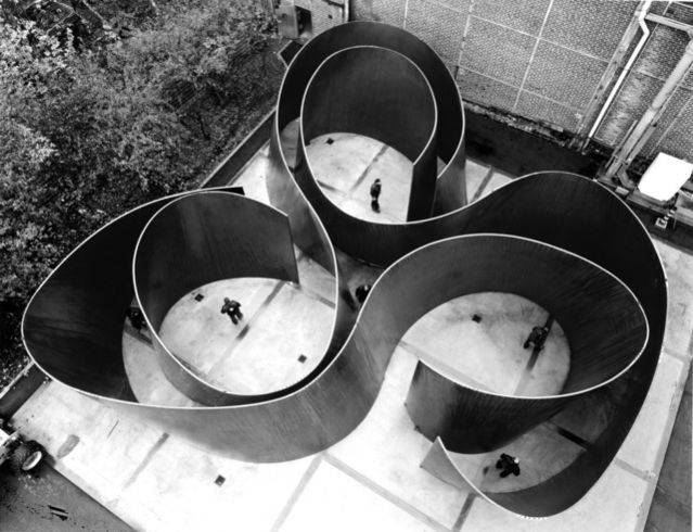 Richard serra  cycle  2011