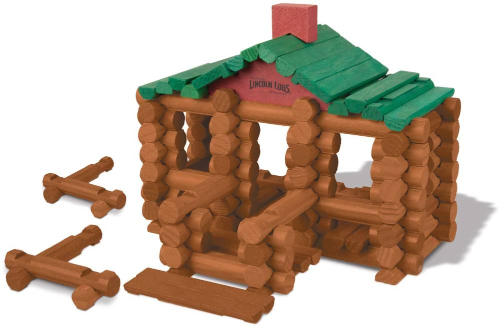 Lincoln Logs, Cabin