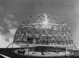 Buckminster Fuller, Geodesic Dome