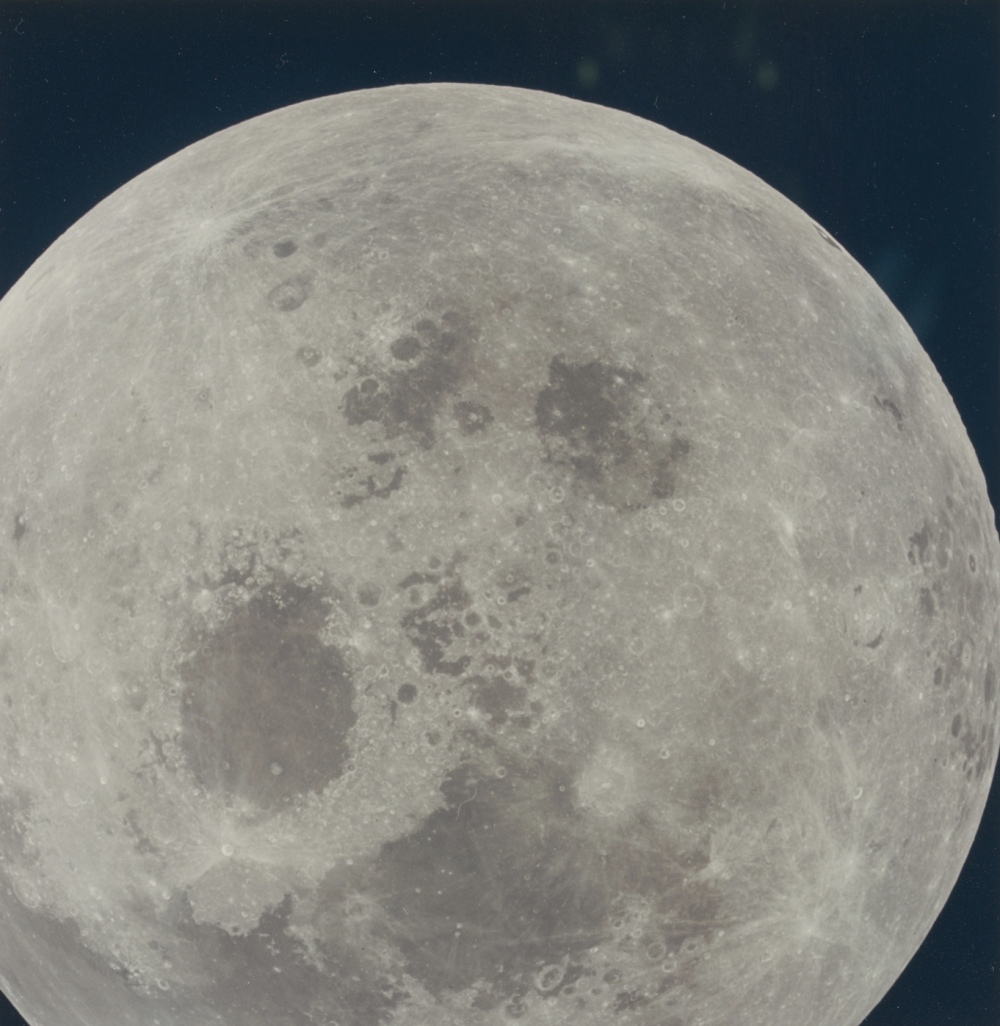 NASA , Untitled photograph from the Apollo 11 mission, July 1969