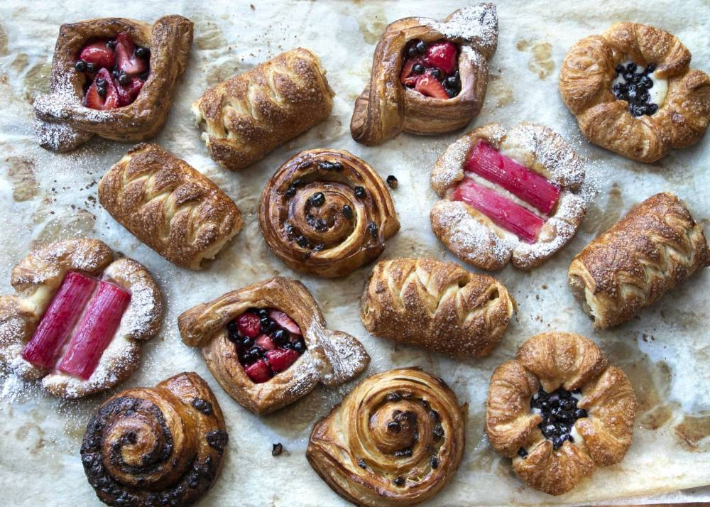 Balthazar Bakery , Pastries