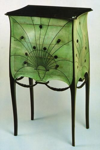 Paul iribe  commode  1912
