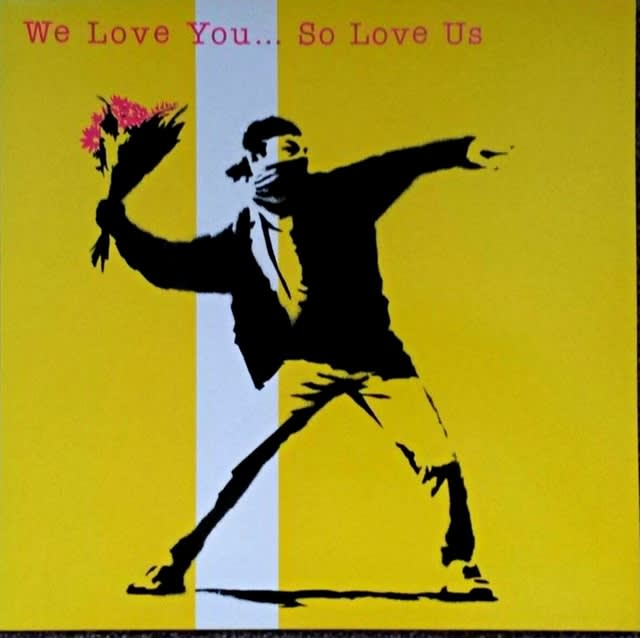 Banksy, Collaborative Album, We Love You…So Love Us, 2000