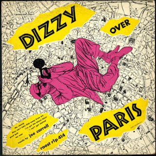 Burt Goldblatt, Dizzy Gillespie, Over Paris, 1953