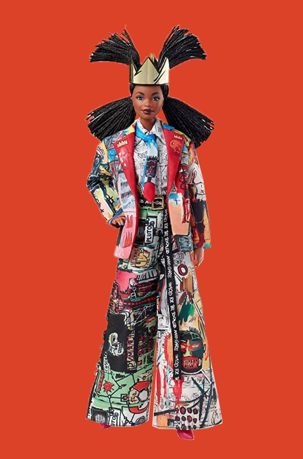 Mattel , Jean-Michel Basquiat Barbie