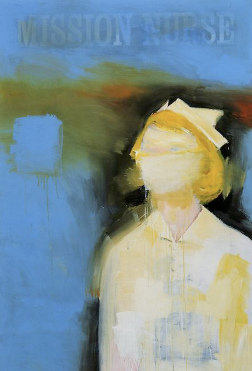 Richard Prince, Mission Nurse, 2002