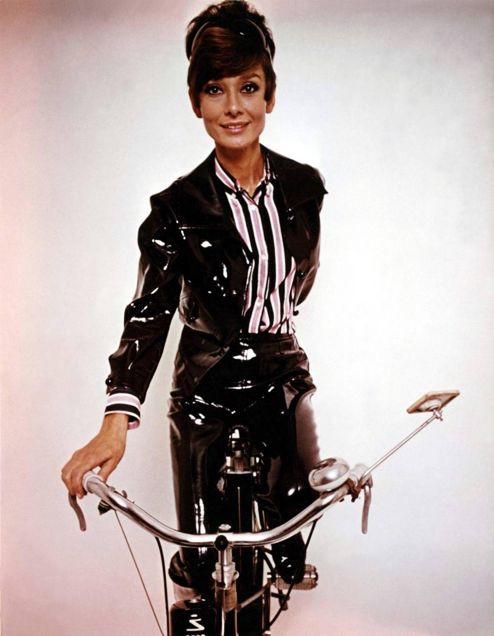 Michele Rosier for Two for the Road, PVC Suit, 1967