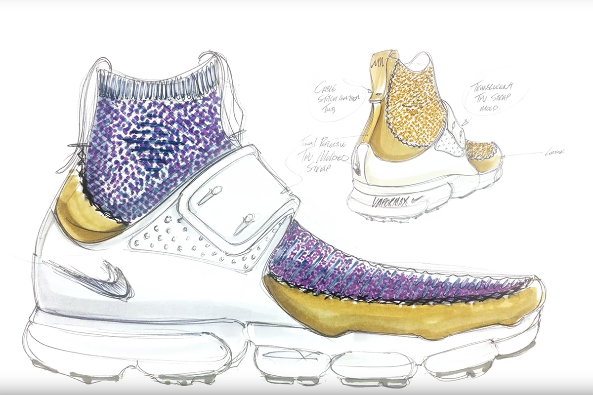 a2178bb31b7 Marc Newson x Nike Air Vapormax Mid - Minnie Muse