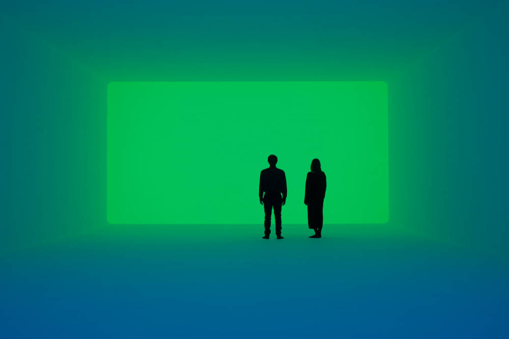 James Turrell, Villa Panza