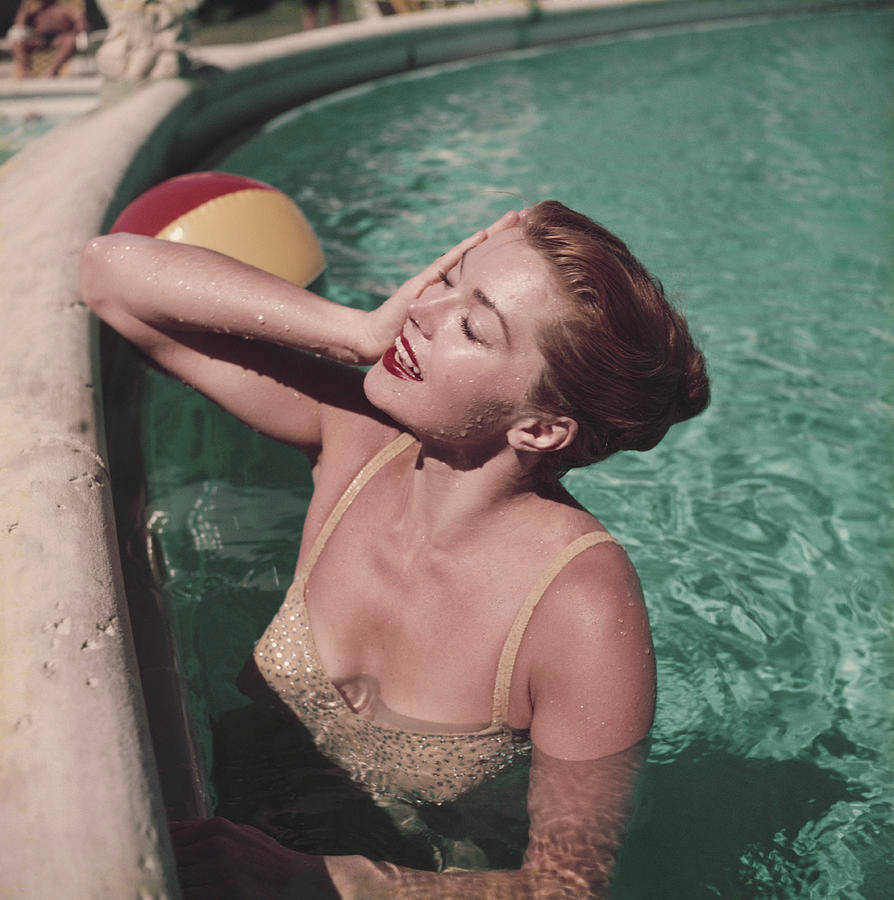 Slim Aarons , Esther Williams, 1950s