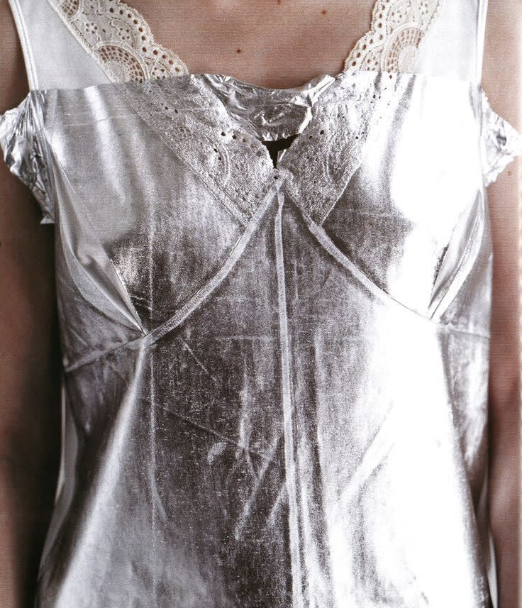 Maison martin margiela  dress  spring summer 2003