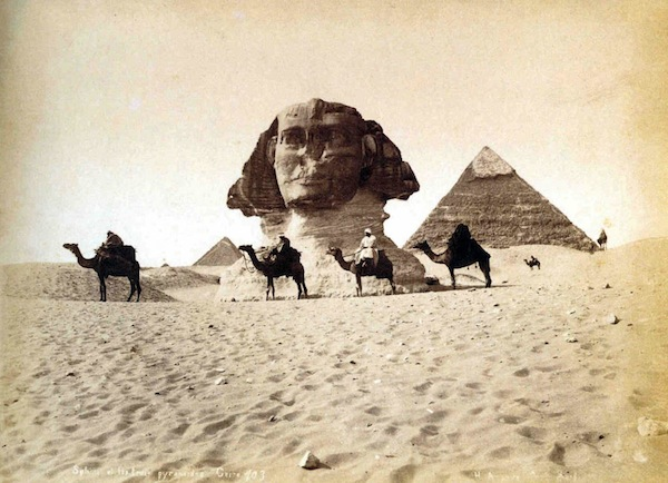 Maxime du camp  travel photograph  1800s