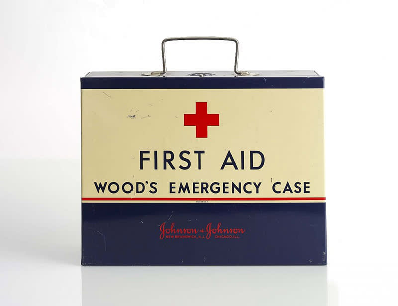 Johnson and Johnson, First Aid Kit