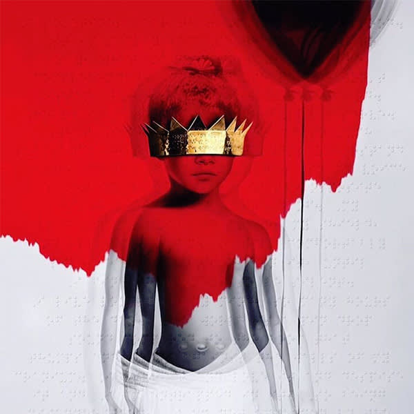 Roy Nachum, Rihanna, ANTI, 2016