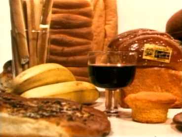 Charles and Ray Eames, Bread Film Still, 1953