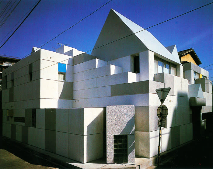 Takefumi aida toy block house