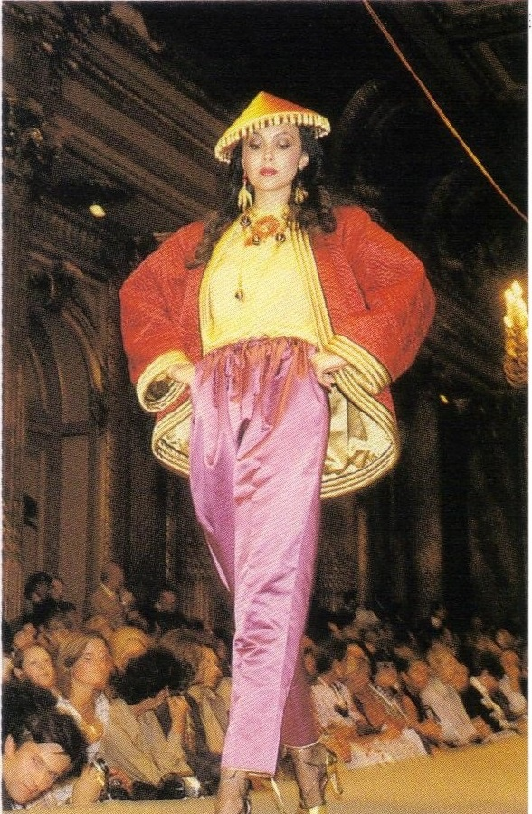 Yves saint laurent  fall winter 1977 78