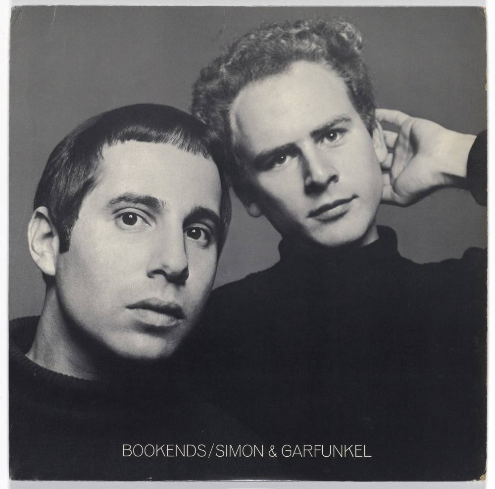 Richard Avedon, Simon & Garfunkel, Bookends, 1968