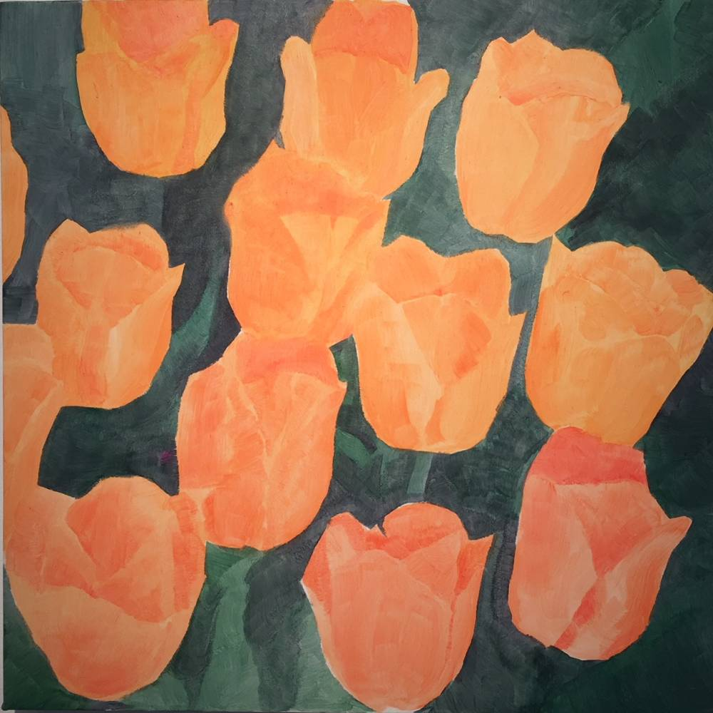 Lucien smith  untitled  tulip 04   2018