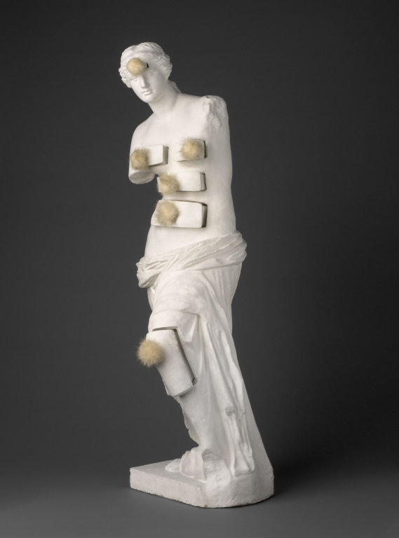 Salvador dali  venus de milo with drawers  1936