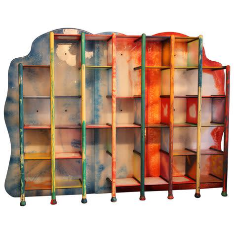 Gaetano Pesce, Nobody's Perfect, Sideboard Bookcase