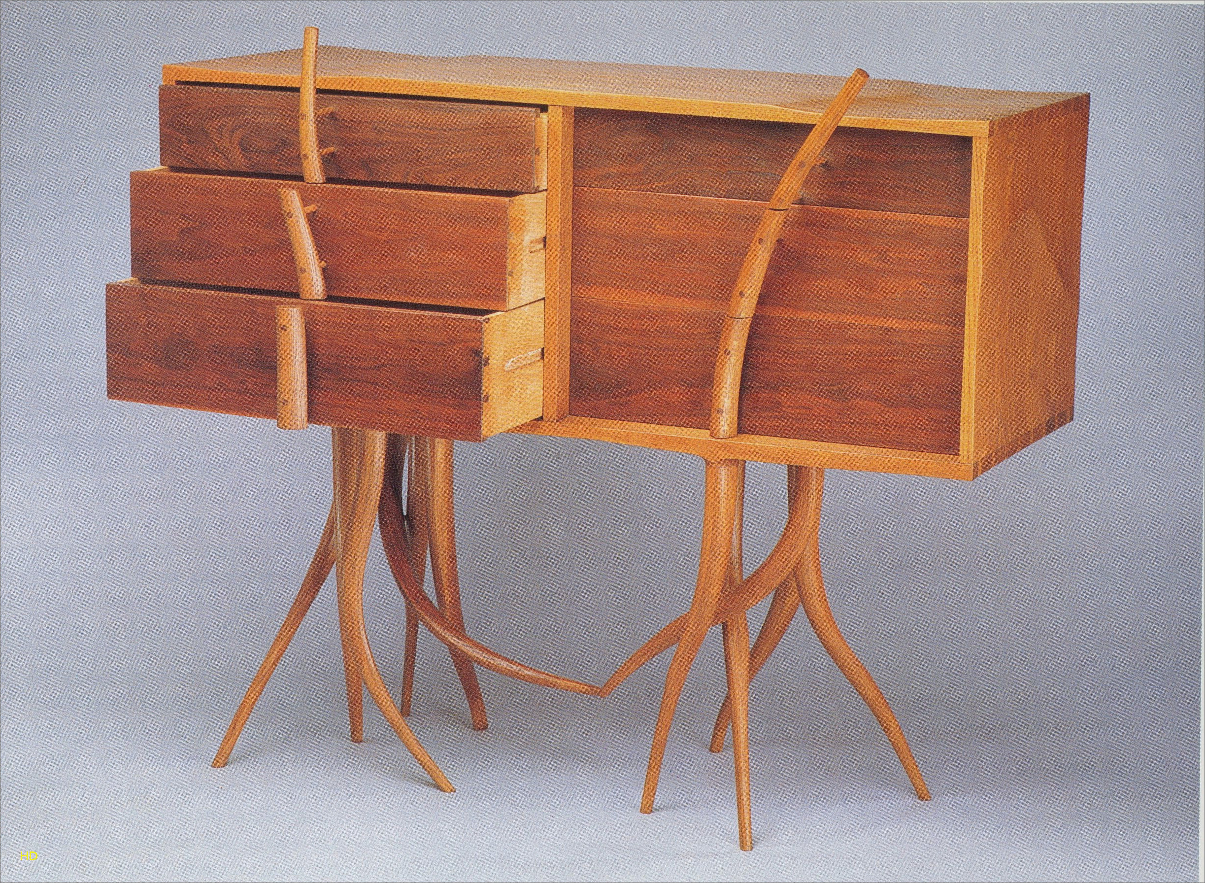 Wendell castle  chest of drawers