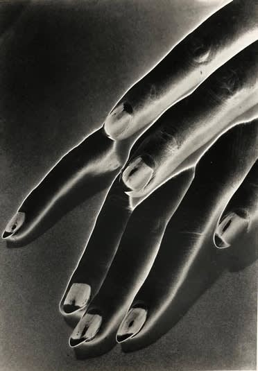 Man ray  study of hands  1930