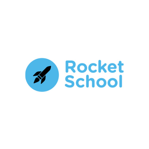 Logo Rocket School
