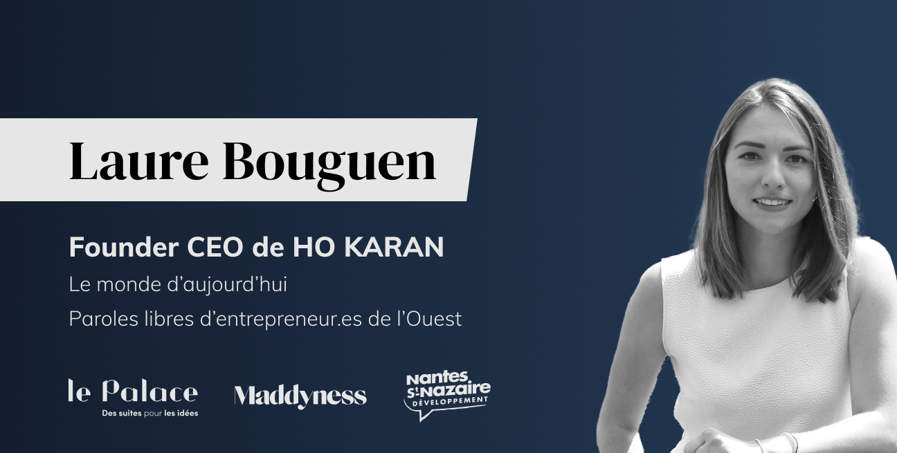 Tribune Laure Bouguen HO KARAN