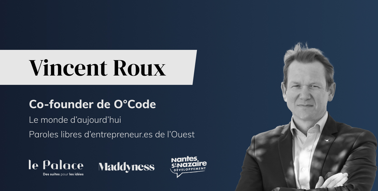 Tribune Vincent Roux O°Code