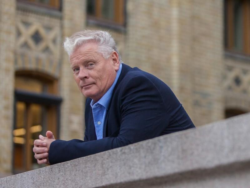 Pensjonistforbundet og forbundsleder Jan Davidsen har 250.000 medlemmer med seg, når de stiller krav til den nye regjeringen. (Foto: Johnny Syvertsen)