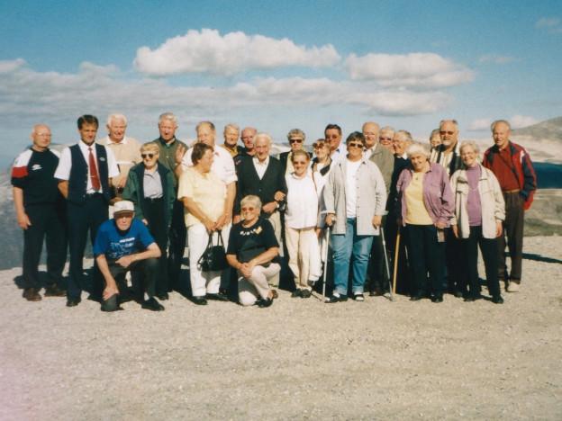 Busstur til Hornindal i 2002