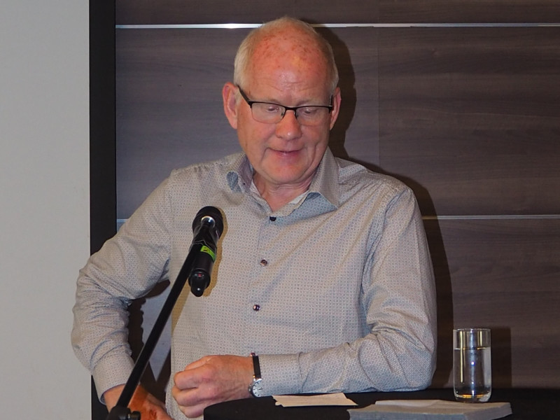 Jens Høibø fra Risør ble ny leder i Pensjonistforbundet Agder