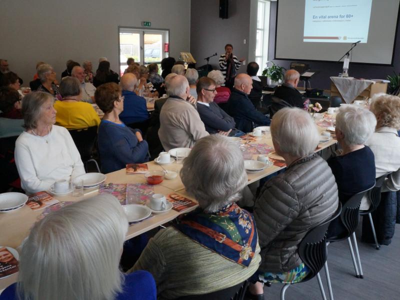 Naustdal pensjonistlag 2016 - Møte i velferdsteknologi med Tone Bye