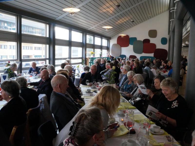 Tilbakeblikk frå 40 års jubileumet for Stryn/Hornindal pensjonistlag