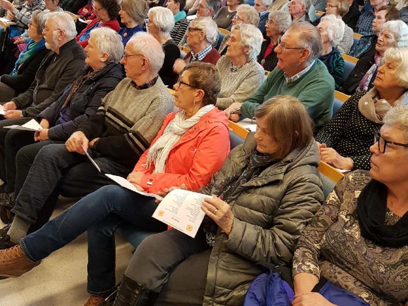 Tilbakeblikk frå Ope møte i Førde
