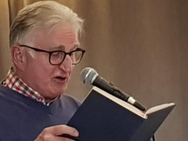 """""""Oluf"""" John Olav Johansen."""