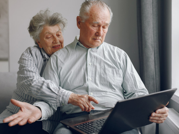 Ordinær alderspensjon øker med 4,99 prosent, og minstepensjon øker med 4,80 prosent med virkning fra 1. mai 2021. (Illustrasjonsfoto: iStock)