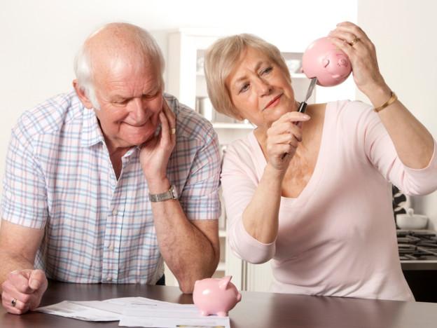 Landets pensjonister går nok et år i møte med mindre penger å leve for, viser regjeringens forslag til statsbudsjett. (Illustrasjonsfoto: Istock)
