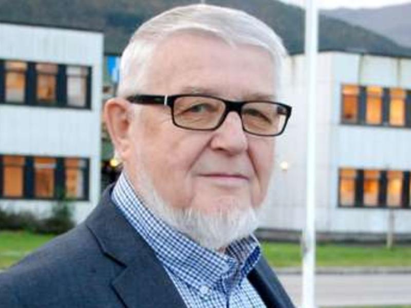 Mellvin Steinsvoll     Leder Pensjonistforbundet Møre og Romsdal