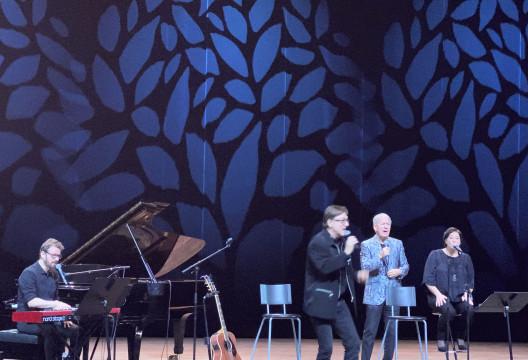 Tor Endresen og Rune Larsen sang  mange kjente klassikere