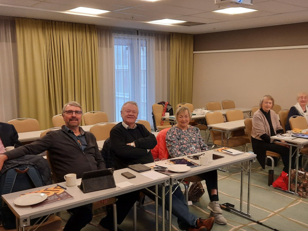 Styret i Tromsø Pensjonistforening