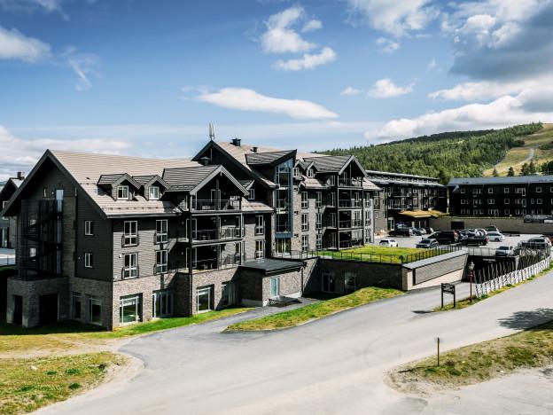 Lodge-hotell Vestlia Resort