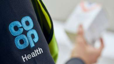 Co-op Health pharmacist